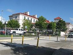 St. Johns Countys domstolshus i St. Augustine.