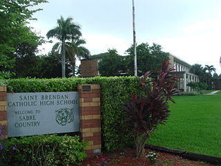 St. Brendan High School