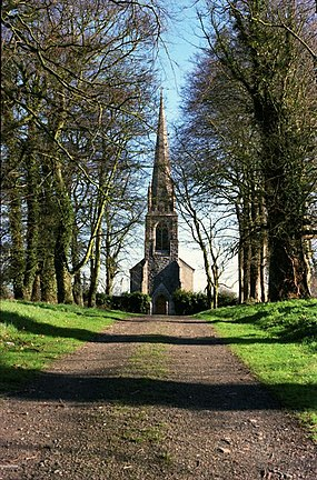 St. Fechin's Church, Termonfeckin, Co. Louth - geograph.org.uk - 1079135.jpg