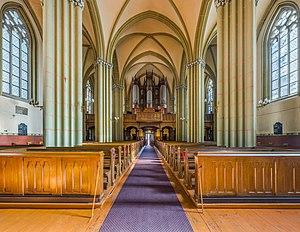 St. Gertrude Old Church Interior 3, Riga, Latvia - Diliff.jpg