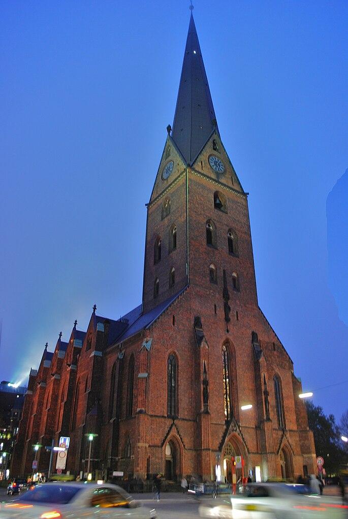 St Petri Kirche Hamburg