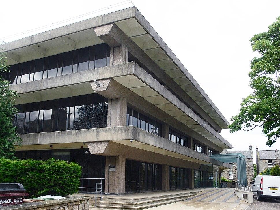 St Andrews - University library