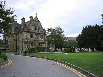 Warminster School - St. Boniface House