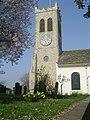 St Botolph's Church Tower - Chapel Street - geograph.org.uk - 1215381.jpg