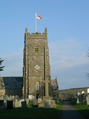 West Down - West Down parish church