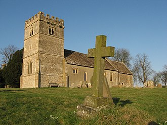 Great Coxwell - Image: St Giles Great Coxwell Geograph 2298159 by Gareth James