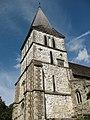 St Katharine's church Merstham, tower - geograph.org.uk - 1473577.jpg