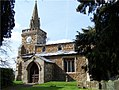 St Mary the Virgin's Church, Burrough-on-the-Hill, Leicestershire.jpg