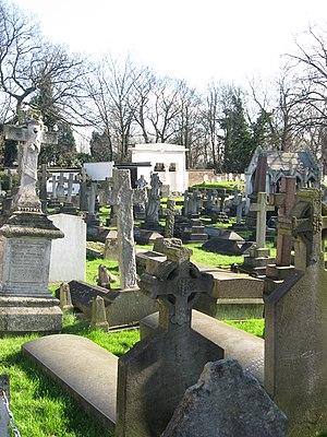 St Mary's Catholic Cemetery, Kensal Green - St Mary's Cemetery