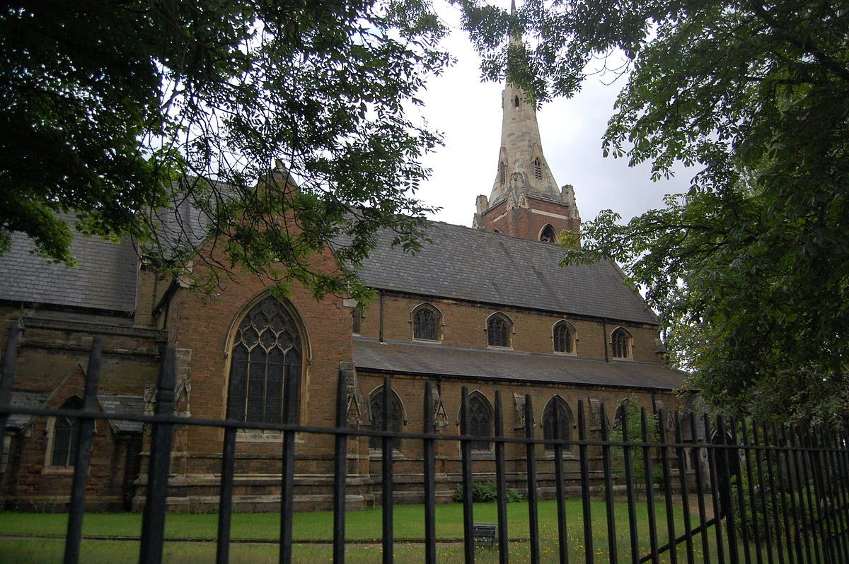 st michael 39 s church handsworth wikipedia. Black Bedroom Furniture Sets. Home Design Ideas