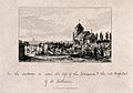 St Pancras Old Church, Pancras Road, London; looking west. E Wellcome V0013622.jpg