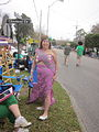 St Pats Metairie 2013 Glenwood Irish Mermaid.JPG