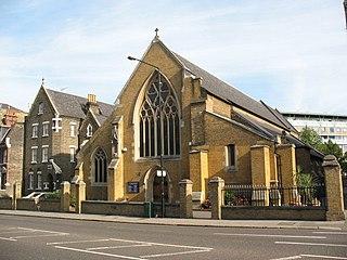 St Peters Roman Catholic Church, Woolwich Church in London, UK