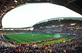 FC Nantes - Stade de la Beaujoire, also known as the Stade de Nantes