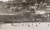 Stade gemeente du Havre - Wedstrijd Nederland-Tsjechoslowakije, WK 1938.jpg