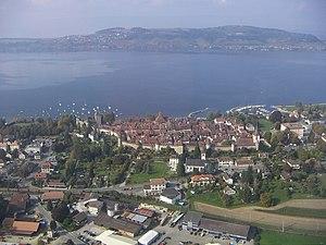 Murten - Image: Stadt murten