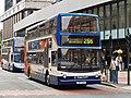 Stagecoach in Manchester bus 17617 (V617 DJA), 25 July 2008.jpg