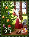 Stamps of Latvia, 2010-21.jpg