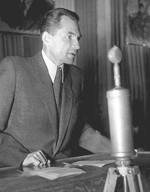 Stanisław Radkiewicz - Stanisław Radkiewicz 1947