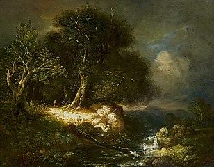Krajobraz po burzy