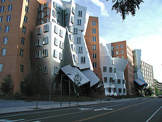 MIT Computer Science and Artificial Intelligence Laboratory - Image: Stata Center 1