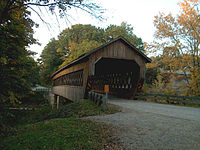 State Road (Ashtabula County, Ohio) Covered Bridge 4.jpg