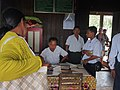 Station stop in the Shan State (15105533988).jpg