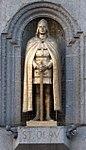 Statue of St Olaf, Norway House, London.jpg