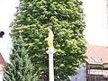 Statuta Marije device, pred cerkvijo svetega Pavla.jpg