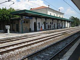 Sacile railway station