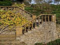 Steps at Upton House - geograph.org.uk - 1565458.jpg