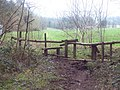 Stile and Horse Jump - geograph.org.uk - 326267.jpg