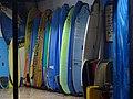 Still Life with Surfboards - San Juan del Sur - Nicaragua (31717817881).jpg