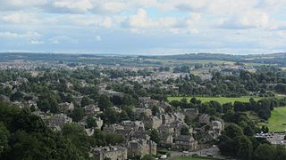 Stirling City and administrative centre in Scotland