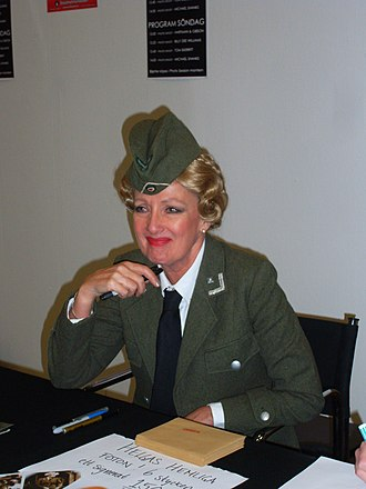 Kim Hartman - Image: Stockholmsmässan 2011 bild 14