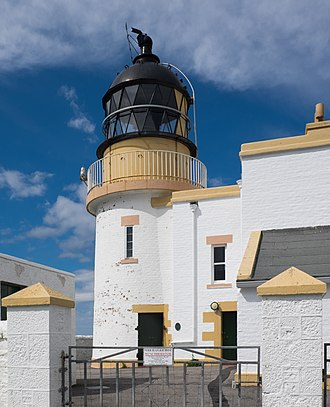 Stoer Head - The lighthouse in 2016