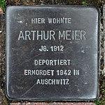 Stolperstein Arthur Meier Müllheim.jpg