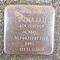 Stolperstein Dahn Marktstraße 14 Thekla Katz.jpg