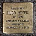 Stolperstein Gipsstr 23a (Mitte) Hugo Meyer.jpg