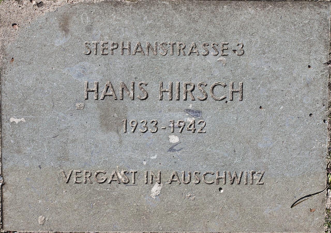 Stolperstein Hans Hirsch.jpg