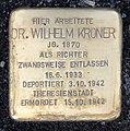 Stolperstein Hardenbergstr 31 (Charl) Wilhelm Kroner.jpg