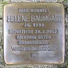 Stolperstein für Helene Baumgart
