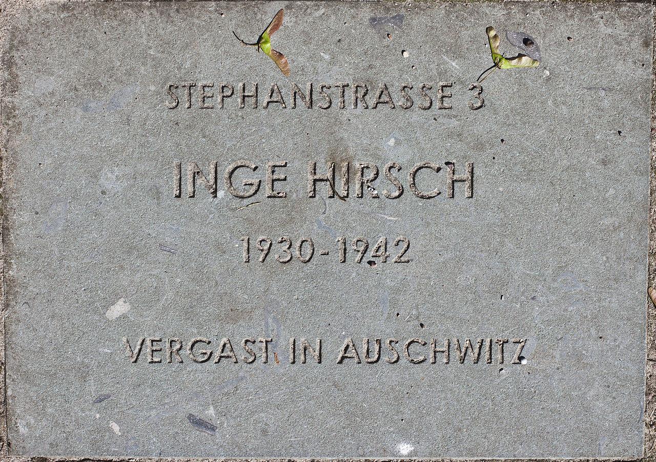 Stolperstein Inge Hirsch.jpg