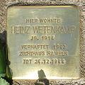 Stolperstein Verden - Heinz Wetenkamp (1914).jpg