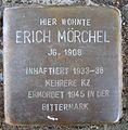 Stolpersteine Dortmund Flughafenstraße 80 Erich Mörchel.jpg