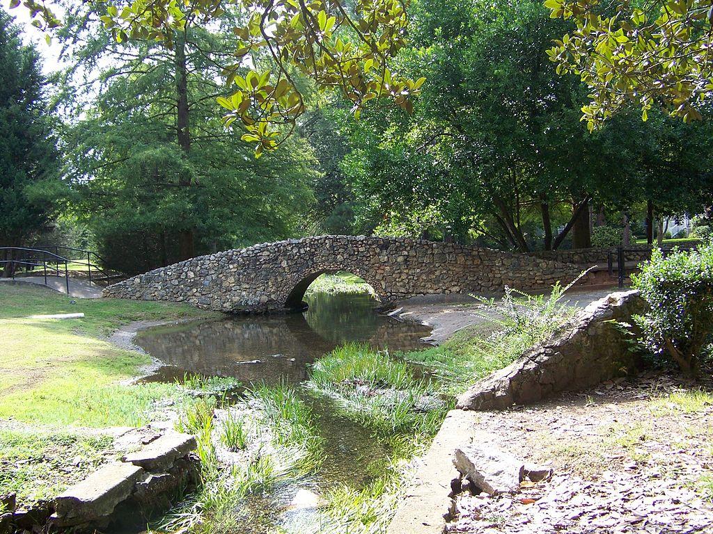 spring garden bridge park - photo #26
