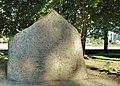 Stone instead of the University - panoramio.jpg