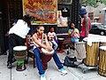 Street Performers Drummers- Harlem 2016.jpg