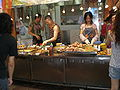 Street food near the Ladies' Market.JPG