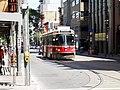 Streetcar on Queen, near Victoria, 2016 07 16 (2).JPG - panoramio.jpg